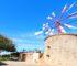 Urlaub in einer Windmühle auf Mallorca