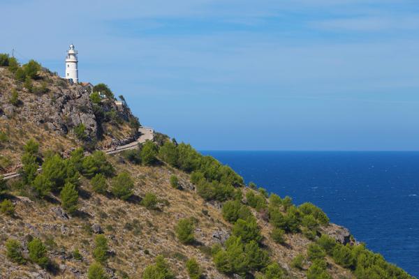 Leuchtturm_Wandern_Mallorca Wandern auf Mallorca - Die Schönheit der Insel aktiv erleben