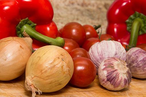 Zutaten_Gazpacho Tomate - Lebensmittel des Monats auf Mallorca