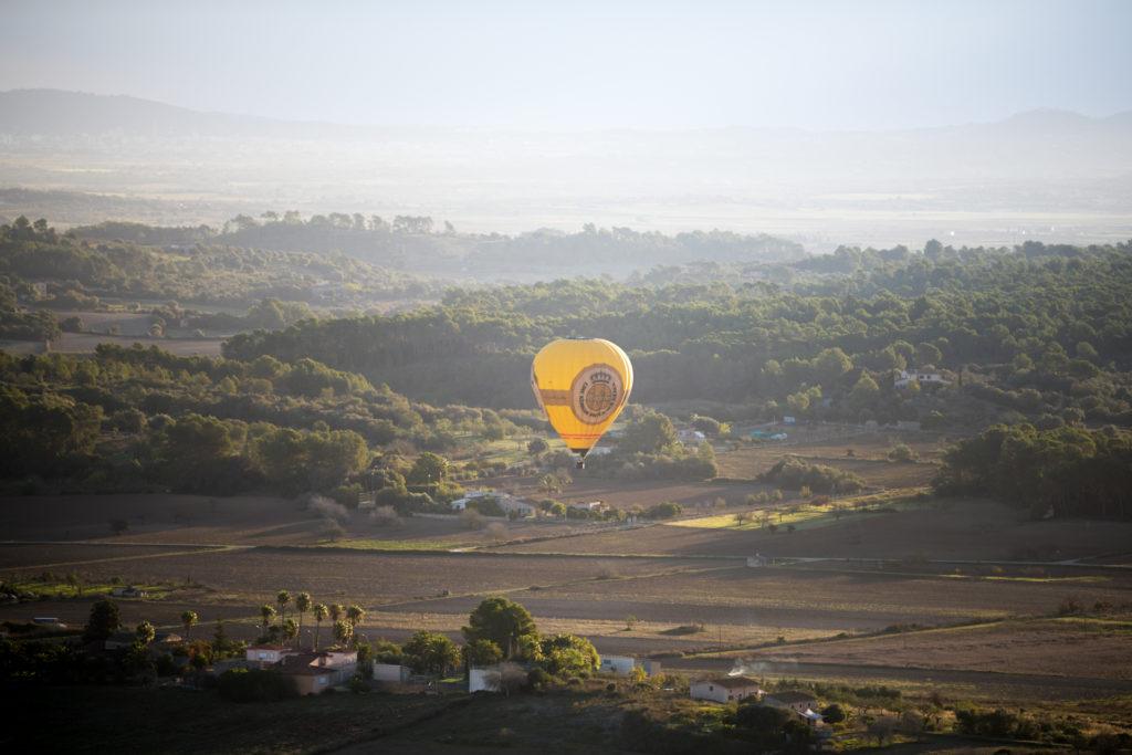 ballon-mallorca-1024x683 Ferienvermietung trägt positiv zum Halbjahresergebnis von Konzern bei