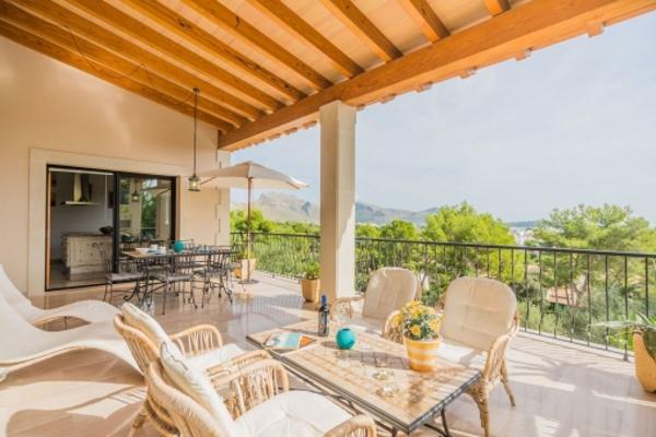 chalet_oronella_Puerto_Pollensa Wandern auf Mallorca - Die Schönheit der Insel aktiv erleben