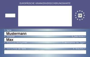 europaeische-krankenversicherungskarte Krank unter Palmen? Kein Grund zur Sorge!