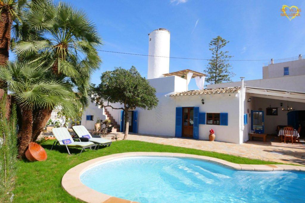 sonmoll-1024x683 Unsere außergewöhnlichsten Ferienimmobilien auf Mallorca