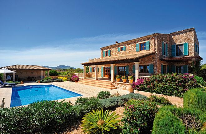 Luxus Mallorca Fincas zur Miete